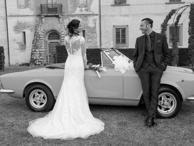 Il matrimonio di Stefano e Alessandra a Montecatini-Terme, Pistoia 49