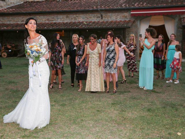 Il matrimonio di Stefano e Alessandra a Montecatini-Terme, Pistoia 56