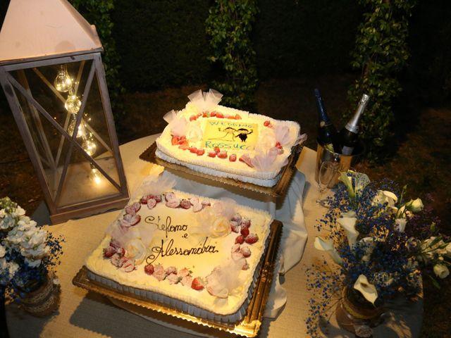 Il matrimonio di Stefano e Alessandra a Montecatini-Terme, Pistoia 66