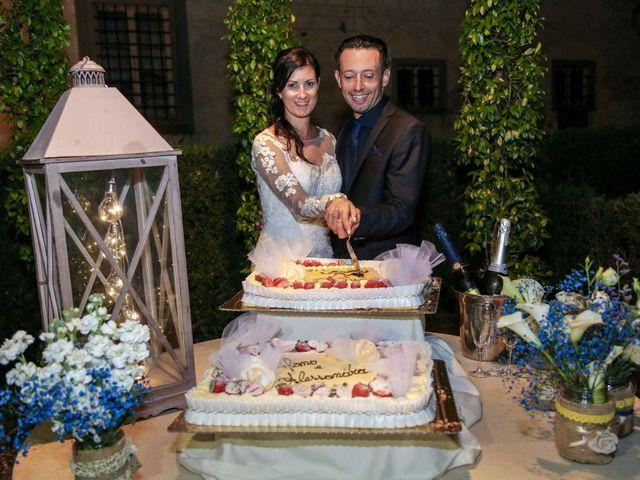 Il matrimonio di Stefano e Alessandra a Montecatini-Terme, Pistoia 70