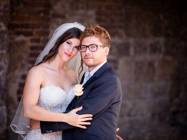 Le nozze di Cristiana e Simone