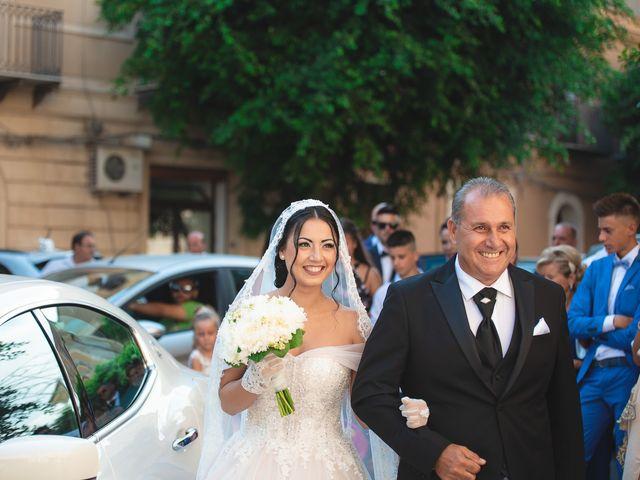 Il matrimonio di Francesca e Filippo a Licata, Agrigento 33