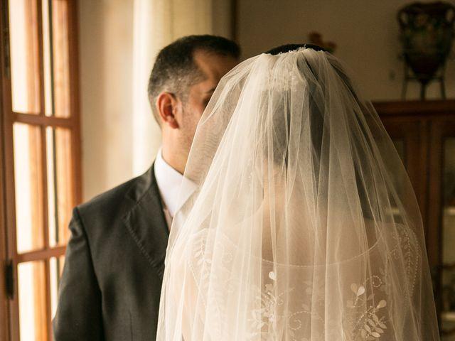 Il matrimonio di Augusto e Valeria a Alliste, Lecce 6