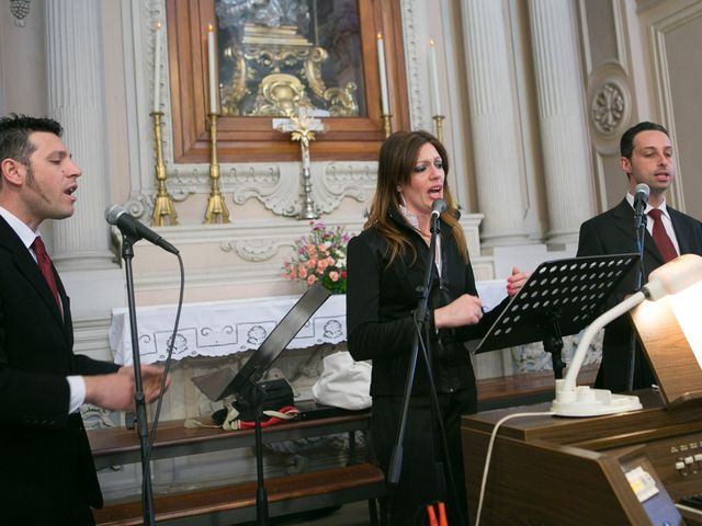 Il matrimonio di Augusto e Valeria a Alliste, Lecce 13