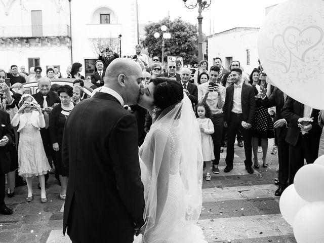Il matrimonio di Augusto e Valeria a Alliste, Lecce 1