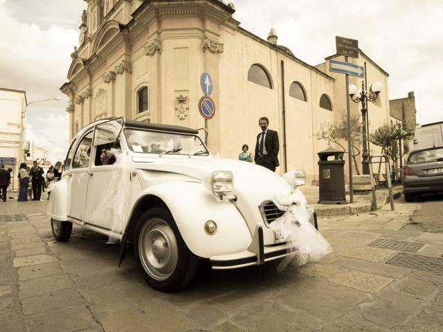 Il matrimonio di Augusto e Valeria a Alliste, Lecce 2