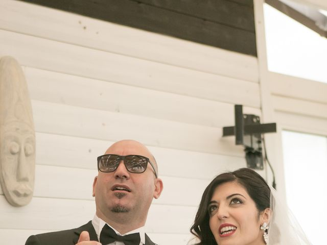 Il matrimonio di Augusto e Valeria a Alliste, Lecce 19