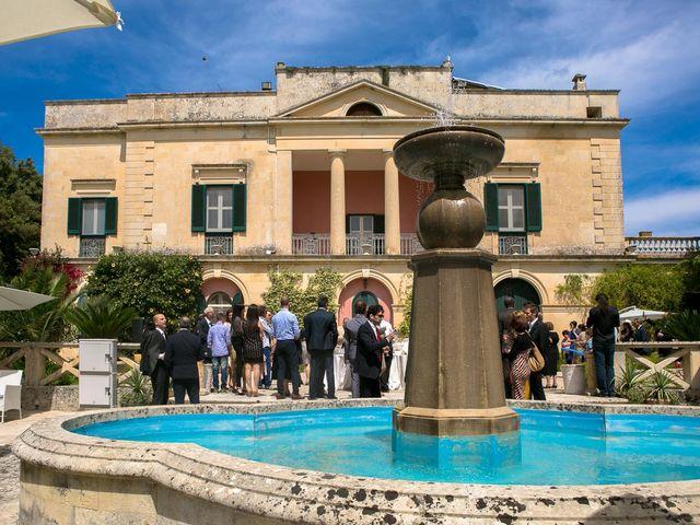 Il matrimonio di Augusto e Valeria a Alliste, Lecce 25