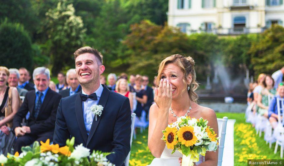 Il matrimonio di Gabriele e Federica a Stresa, Verbania