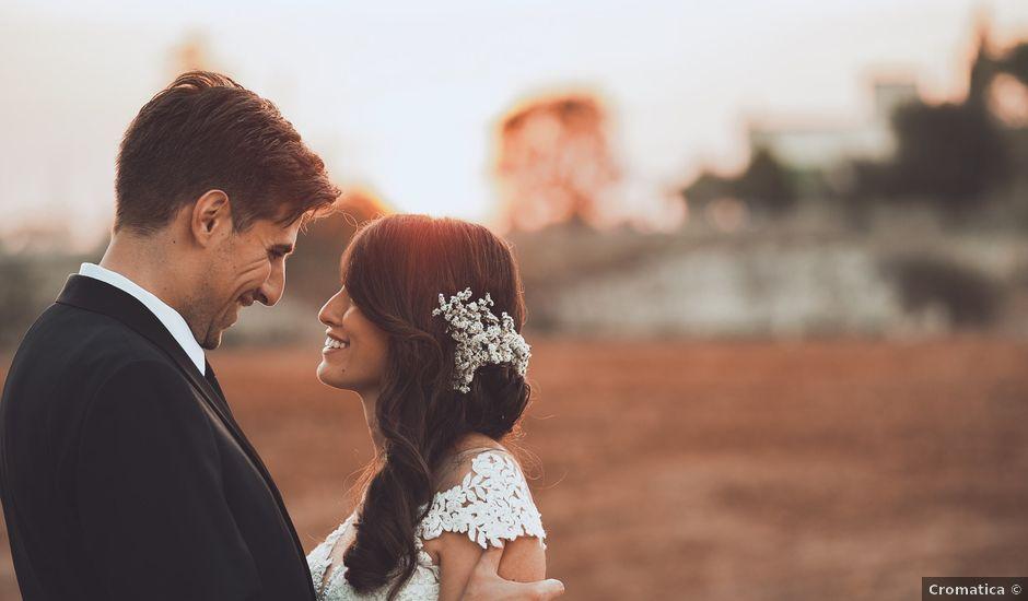 Il matrimonio di Nicola e Roberta a Ostuni, Brindisi