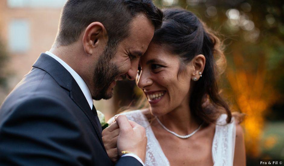 Il matrimonio di Filippo e Grazia a Parma, Parma