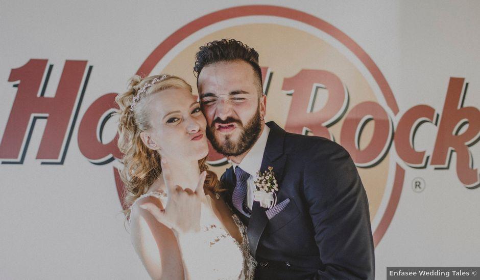 Il matrimonio di Stefano e Ylenia a Vasto, Chieti