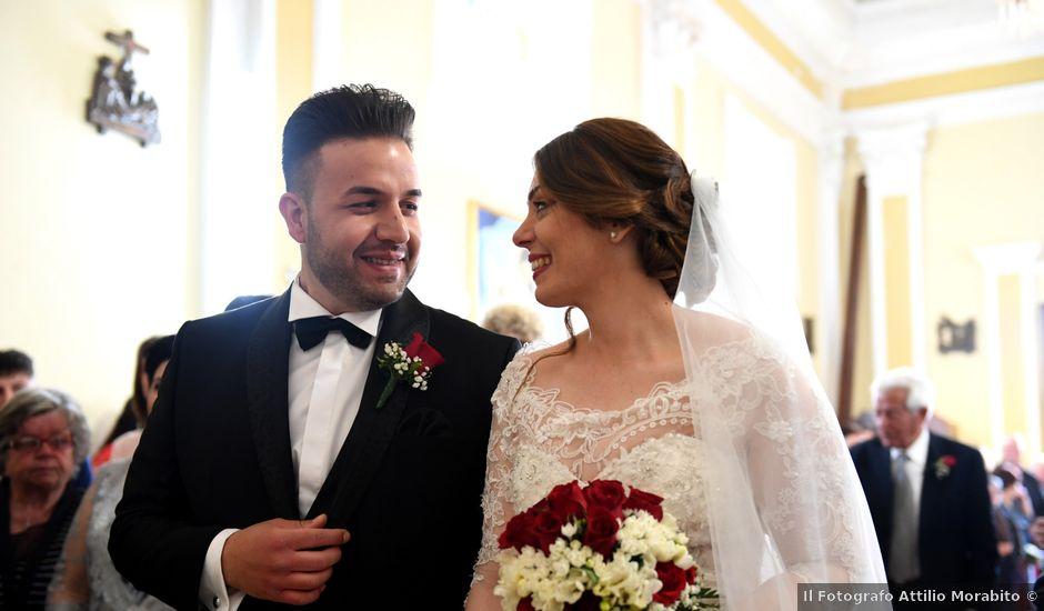 Il matrimonio di Antonino e Katia a Reggio di Calabria, Reggio Calabria