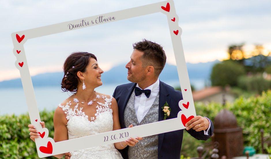 Il matrimonio di Ottavia e Dimitri a Verona, Verona