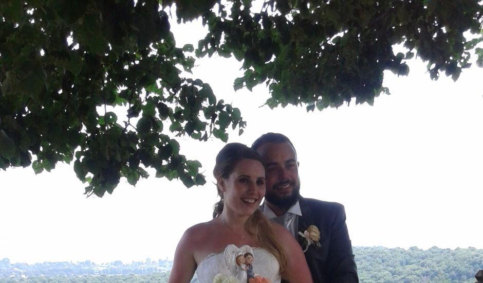 Il matrimonio di Daniel e Sara a Roma, Roma
