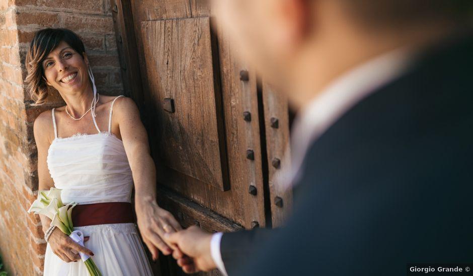 Il matrimonio di Roberto e Barbara a Santarcangelo di Romagna, Rimini