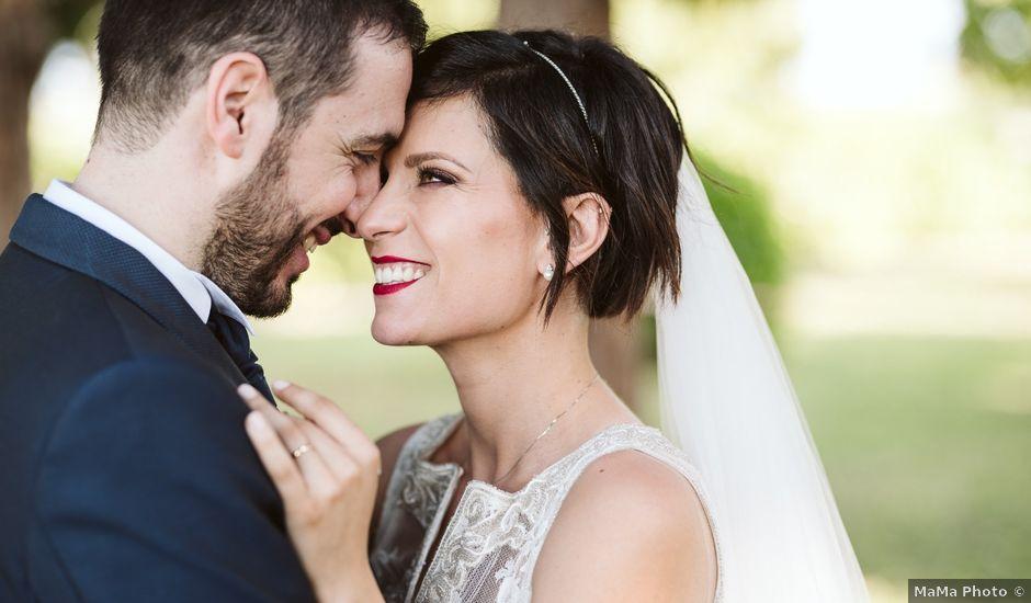 Il matrimonio di Stefano e Claudia a Bertinoro, Forlì-Cesena