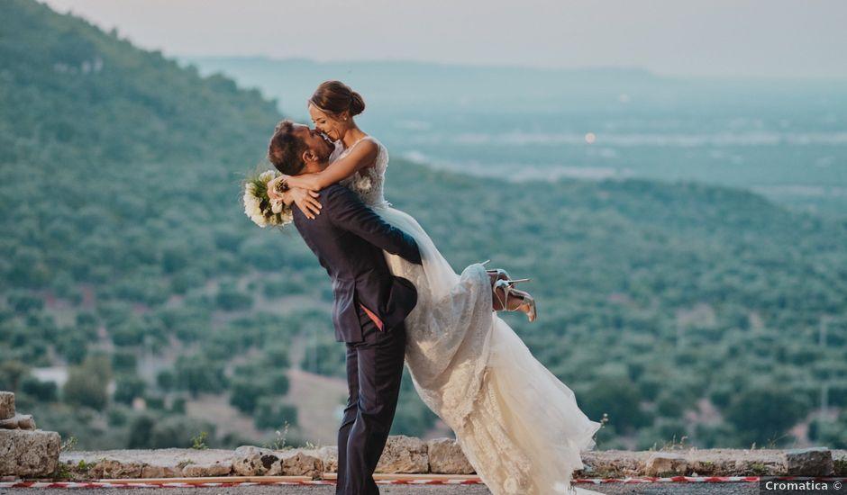 Il matrimonio di Silvio e Valentina a Ostuni, Brindisi