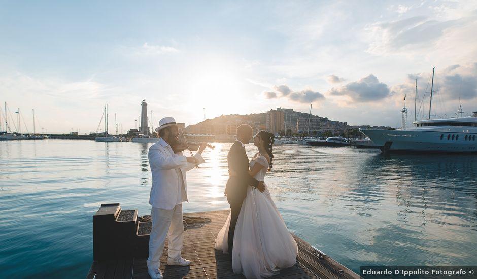 Il matrimonio di Francesca e Filippo a Licata, Agrigento