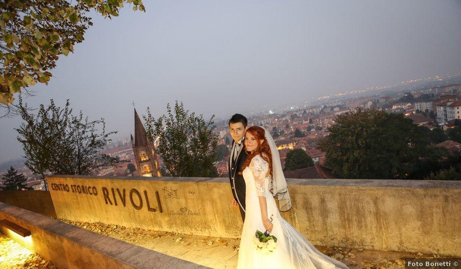 Il matrimonio di DAVIDE e MARTINA a Rivoli, Torino