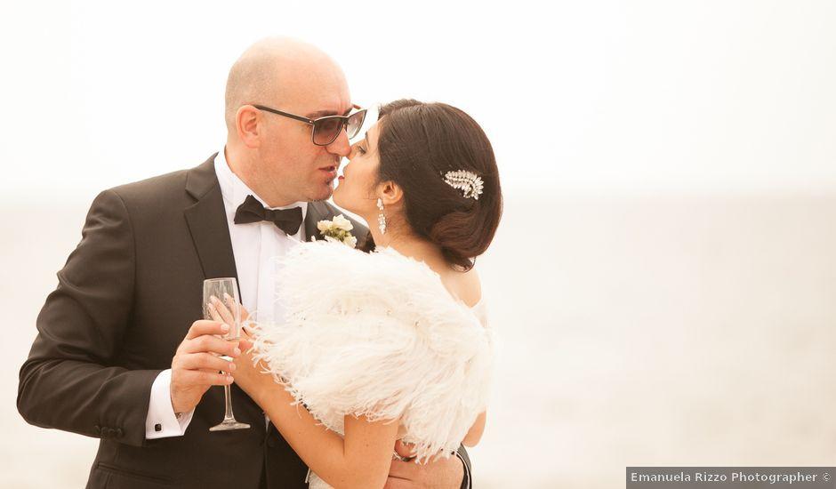 Il matrimonio di Augusto e Valeria a Alliste, Lecce