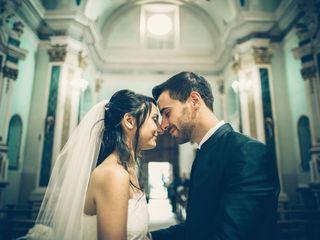 Le nozze di Chiara e Nico