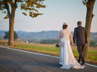 Le nozze di Irene e Andrea