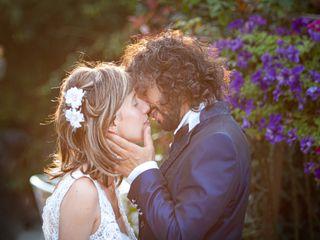 Le nozze di Dalila e Fabrizio