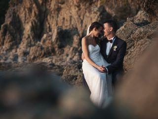 Le nozze di Anna e Eugenio