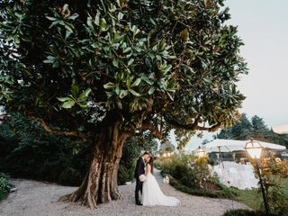 Le nozze di Nadia e Marco