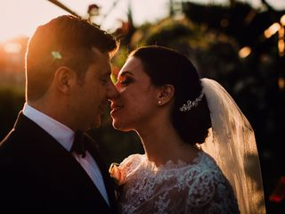 Le nozze di Elisabetta e Claudio