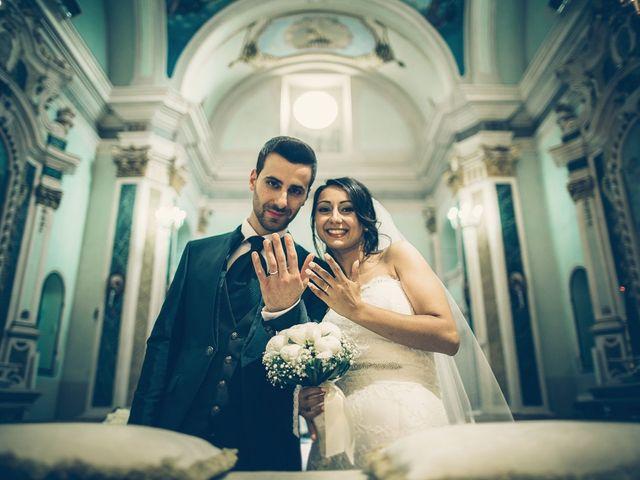 Il matrimonio di Nico e Chiara a Frosinone, Frosinone 31