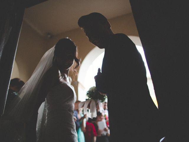 Il matrimonio di Nico e Chiara a Frosinone, Frosinone 33