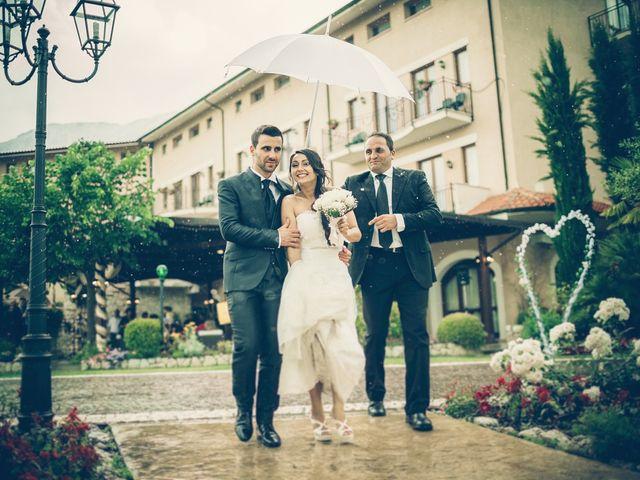 Il matrimonio di Nico e Chiara a Frosinone, Frosinone 35