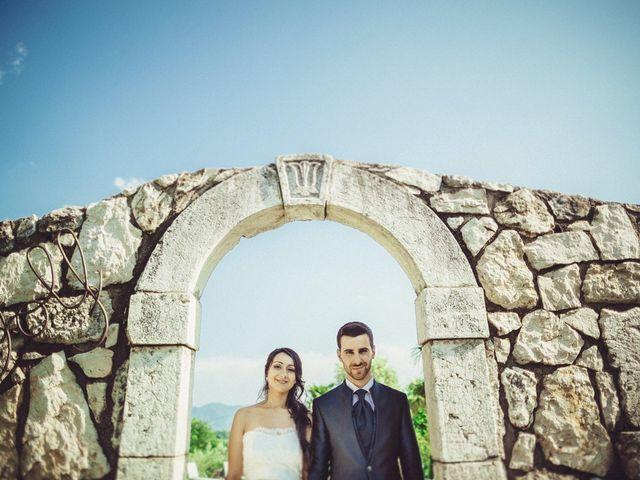 Il matrimonio di Nico e Chiara a Frosinone, Frosinone 41