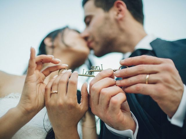 Il matrimonio di Nico e Chiara a Frosinone, Frosinone 44