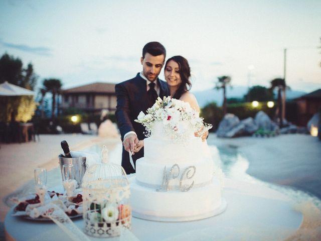 Il matrimonio di Nico e Chiara a Frosinone, Frosinone 45