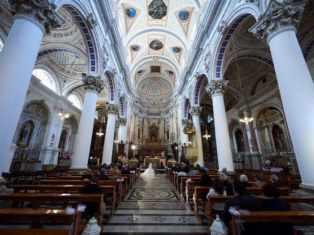 Il matrimonio di Peppe e Ambra a Modica, Ragusa 12