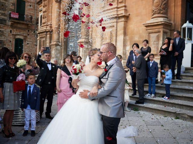 Il matrimonio di Peppe e Ambra a Modica, Ragusa 15
