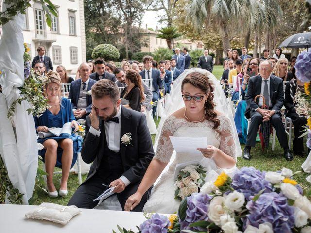 Il matrimonio di Luca e Valeria a Pisa, Pisa 24