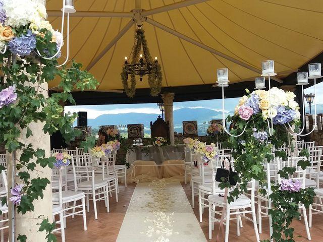 Il matrimonio di Pasquale  e Roberta a Casaprota, Rieti 1
