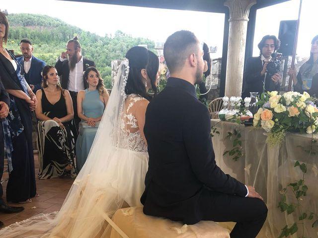 Il matrimonio di Pasquale  e Roberta a Casaprota, Rieti 9