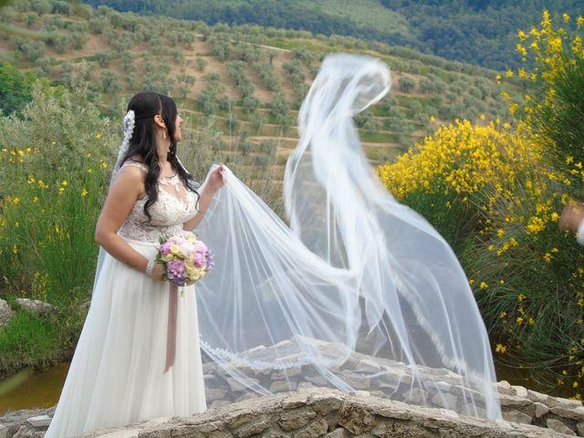 Il matrimonio di Pasquale  e Roberta a Casaprota, Rieti 14