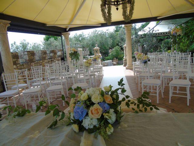 Il matrimonio di Pasquale  e Roberta a Casaprota, Rieti 16