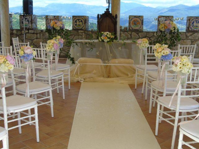 Il matrimonio di Pasquale  e Roberta a Casaprota, Rieti 18