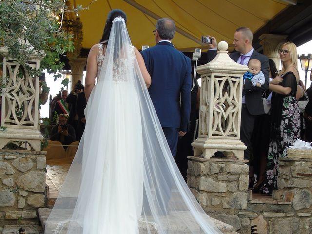 Il matrimonio di Pasquale  e Roberta a Casaprota, Rieti 19