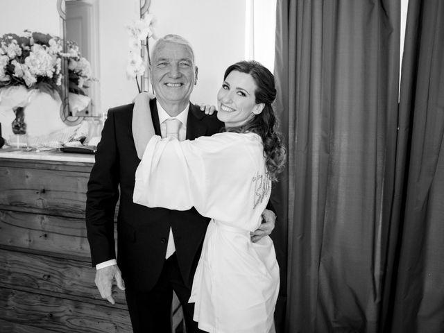 Il matrimonio di Teresa e Pietro a Castellabate, Salerno 14