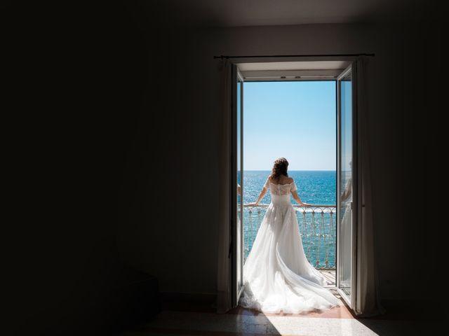 Il matrimonio di Teresa e Pietro a Castellabate, Salerno 21