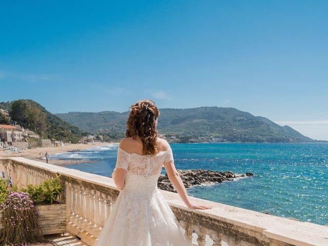 Il matrimonio di Teresa e Pietro a Castellabate, Salerno 22