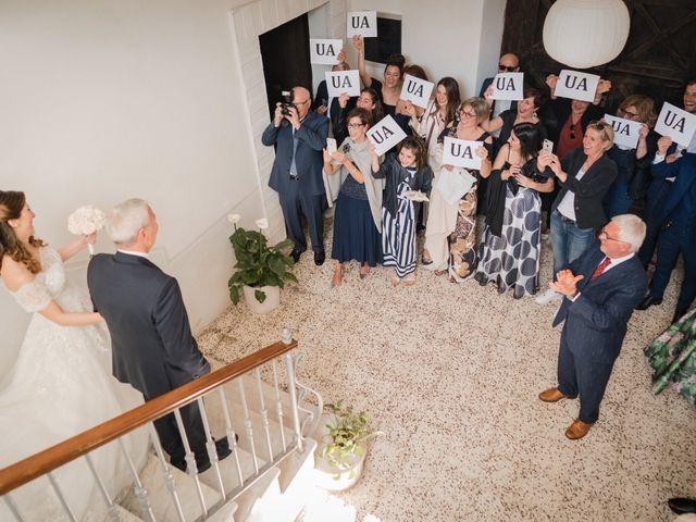 Il matrimonio di Teresa e Pietro a Castellabate, Salerno 25
